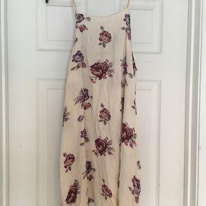 Mini Chica flowy summer dress
